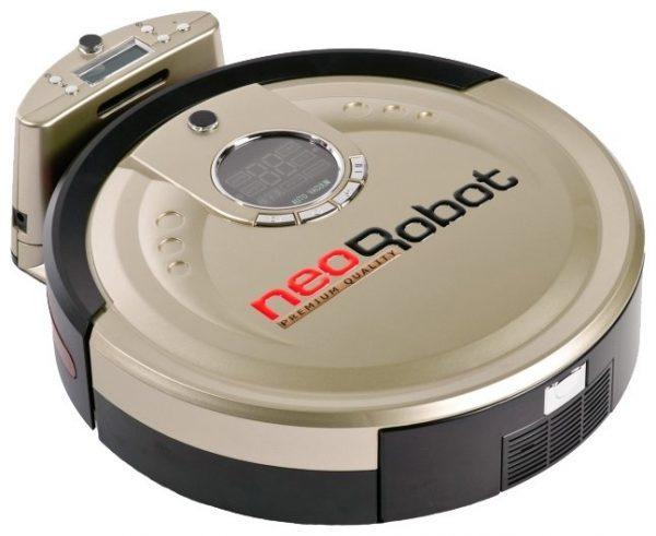 робот пылесос NeoRobot R1