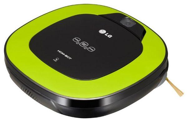 робот пылесос LG VRF4042LL