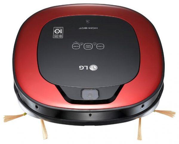 робот пылесос LG VRF6043LR