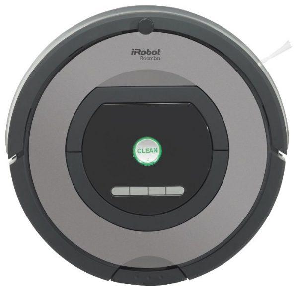 робот пылесос iRobot Roomba 772