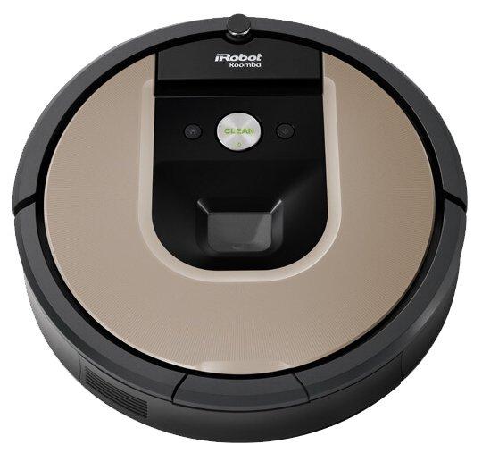 робот пылесос iRobot Roomba 961