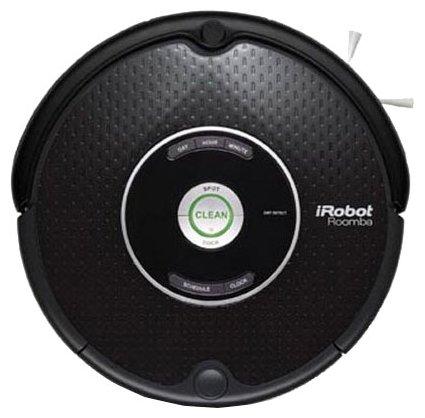 робот пылесос iRobot Roomba 552 PET