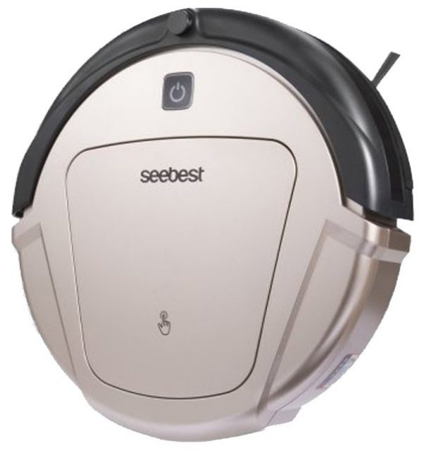 робот пылесос Seebest D750