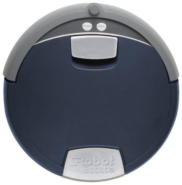 робот пылесос iRobot Scooba 380