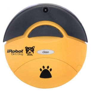 робот пылесос iRobot Dirt Dog