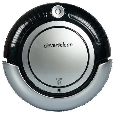 робот пылесос Clever&Clean 003 M-Series
