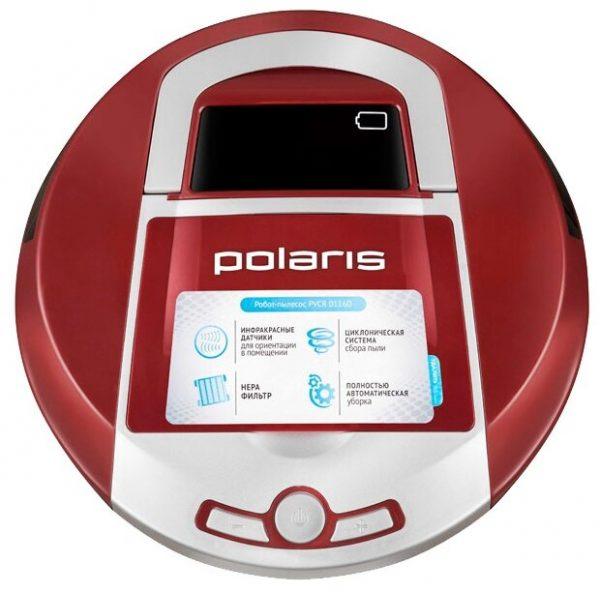 робот пылесос Polaris PVCR 0116D