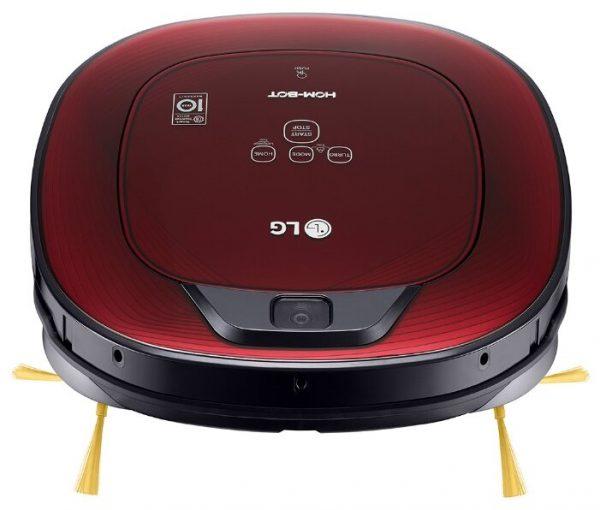 робот пылесос LG VRF6640LVR