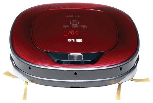робот пылесос LG VR6270LVM