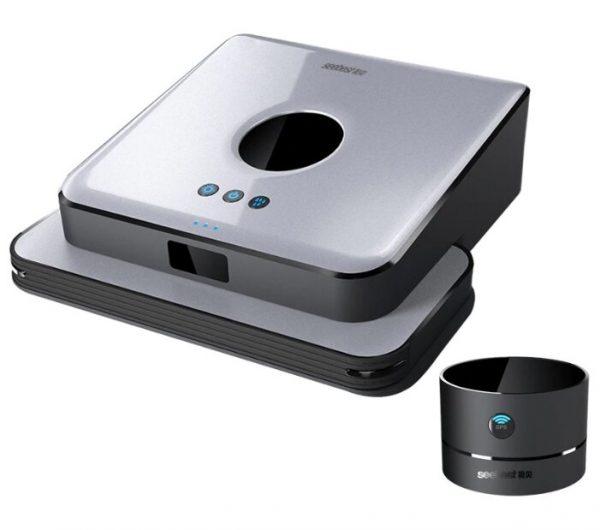 робот пылесос Seebest A6