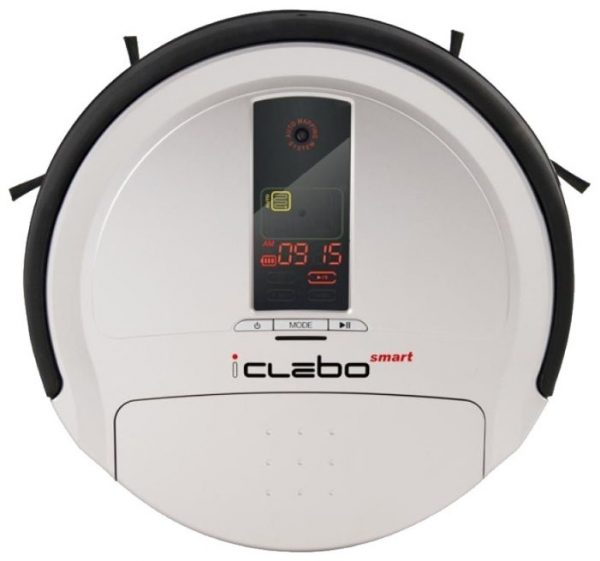 робот пылесос iCLEBO Smart