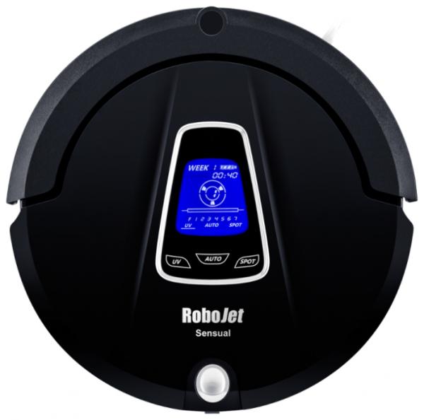 робот пылесос Robojet Sensual
