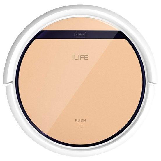 робот пылесос iLife V5